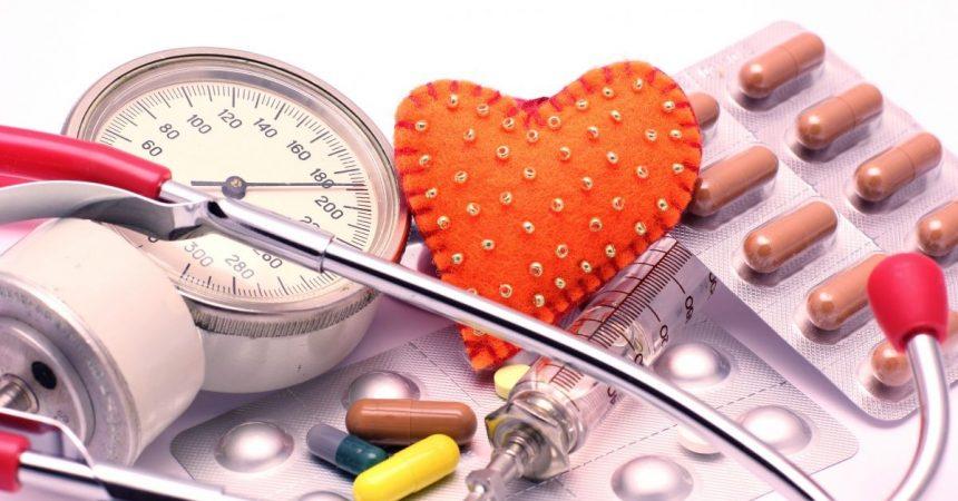 Стрес и високо кръвно налягане